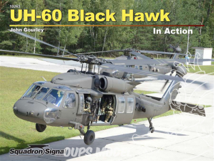 Librairie Squadron 10263 UH-60 Black Hawk in Action (SC)