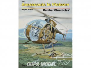 Librairie Squadron 36003 Aeroscouts in Vietnam Combat Chronicles (SC)