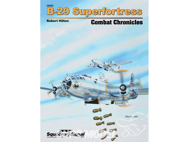 Librairie Squadron 36002 B-29 Superfortress In Action