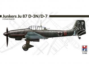 Hobby 2000 maquette avion 72020 Junkers Ju 87 D-3N/D-7 1/72
