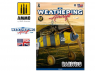 MIG Weathering Aircraft 5216 Numero 16 Rarities en Anglais