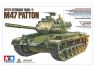 TAMIYA maquette militaire 37028 M47 Patton RFA 1/35