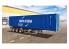 Italeri maquette camion 3951 REMORQUE À CONTENEUR DE 40 ' 1/24