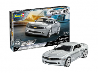 Revell maquette voiture 67648 model set Camaro Concept Car Easy-Click system 1/25