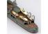 Aoshima maquette bateau 51313 Torpedo Cruiser OI Kai Kentai 1/700