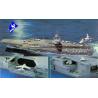 revell maquette bateau 5046 enterprise 1.720