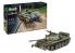 Revell maquette militaire 03328 T-55A/AM avec KMT-6/EMT-5 1/72