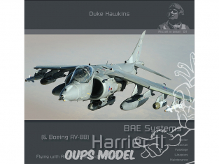 Librairie HMH Publications 011 The Harrier II