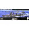 Fujimi maquette bateau 460178 Kagero Destroyer Marine Japonaise 1/350