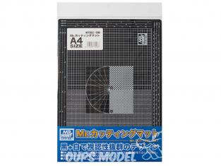 Mr Hobby accessoire MT802 Tapis de découpe M. TAILLE A4