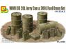 Classy Hobby maquette militaire 16008 Futs de 200l et Jerry Can U.S. WWII 1/16