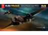 """HK Models maquette avion 01E024 B-25J Mitchell """"Glass Nose"""" over MTO 1/32"""