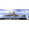 Fujimi maquette bateau 432625 Mogami Croiseur lourd de la Marine Japonaise Impériale 1/700