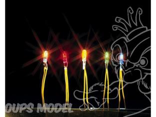 Faller 180673 Mini ampoule Jaune