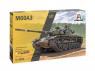 Italeri maquette militaire 6582 M60A3 1/35