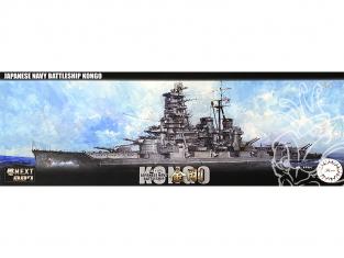 Fujimi maquette bateau 460185 Kongo Navire de la Marine Japonaise 1/700