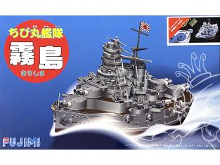 "Fujimi maquette bateau 422909 Chibi Maru ""Eggs"" Kirishima"