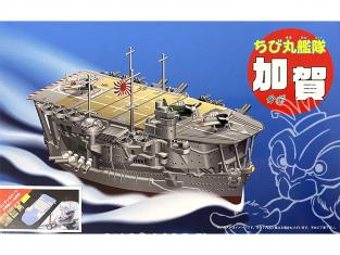 """Fujimi maquette bateau 422893 Chibi Maru """"Eggs"""" Kaga"""