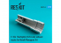 ResKit kit d'amelioration Avion RSU72-0061 Tuyère pour F-104 Starfighter (S/G Late) kit Revell et Revell U.S 1/72
