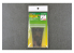 Trumpeter outillage 08018 10 mini brosse jetable pointe plate