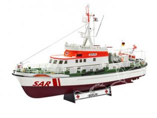 Revell maquette bateau 5211 recherche et sauvetage BERLIN 1/72