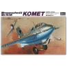 HASEGAWA maquette avion 08504 Messerschmitt Me163B Komet 1/32