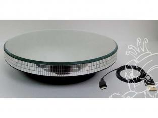 Triple9 1811010 Grand Présentoir rotatif