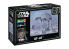 """Revell maquette Star Wars 05680 AT-AT 40th Anniversary """"The Empire Strikes Back"""" 1/53"""