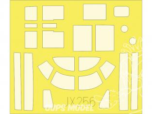Eduard Express Mask JX256 A-26B Invader Hobby Boss 1/32