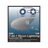 Cmk kit d'amelioration 4398 F-4A-1 reconnaissance Lightning Conversion Set 1/48