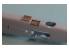 Cmk kit d'amelioration 7445 B-25C/D Dinghy Kit Airfix 1/72