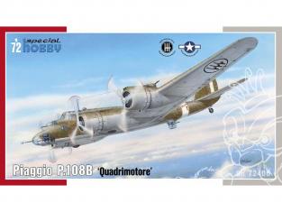 Special Hobby maquette avion 72406 Piaggio P.108B 1/72