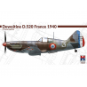 Hobby 2000 maquette avion 72025 Dewoitine D.520 France 1940 1/72