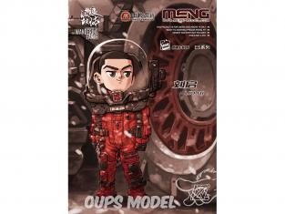 Meng maquette militaire MMS-009 Liu Qi