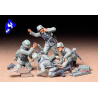 tamiya maquette militaire 35193 mortiers et servants Allemand 1/