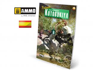 MIG Librairie 6114 Comment Crasftsmanship Kotobukiya en Castellano
