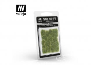 Vallejo Touffe sauvage SC423 Automne hauteur de l'herbe 12mm