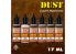 Green Stuff 506266 Set Pigments Liquides Poussiere 6 x 17ml