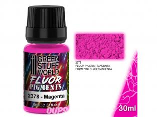 Green Stuff 507379 Pigment FLUOR MAGENTA 30ml