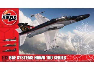 Airfix maquette avion A03073 BAE Hawk 100 Series 1/72