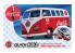 Airfix maquette avion J6047 QUICKBUILD (idem que lego) Coca-Cola® VW Camper Van