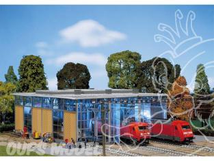 Faller 120217 Hangar a locomotives electriques 3 voies HO