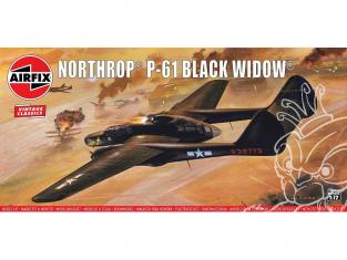 Airfix maquette avion A04006V Northrop P-61 Black Widow 1/72