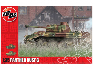 Airfix maquette militaire A1352 Panther G 1/35