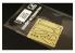 Hauler kit d'amelioration HLH72101 Garde-boue M8 M20 pour kit Italeri 1/72