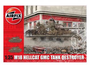 Airfix maquette militaire A1371 M-18 Hellcat 1/35