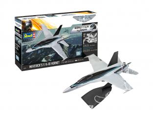 Revell kit avion 64965 Model set Easy kit Maverick's F/A-18 Hornet 'Top Gun: Maverick' 1/72
