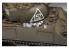 Zvezda maquette militaire 3702 M4A2 Sherman 1/35