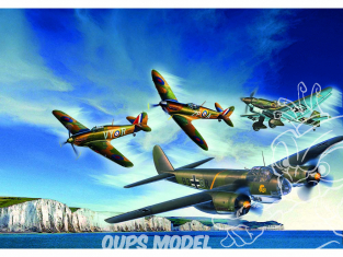 Revell maquette avion 05691 80th Anniversary Battle of Britain 1/72