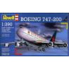 revell maquette avion 4210 boeing 747-200 1/390